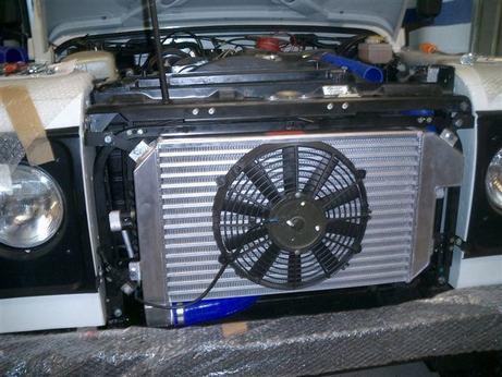 Turbo tuning diesel